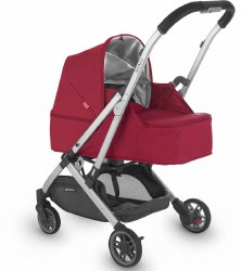 Uppababy - Minu From Birth Kit - Denny (Red Melange)