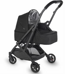 Uppababy - Minu From Birth Kit - Jack (Black Melange)