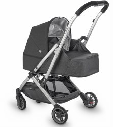 Uppababy - Minu From Birth Kit - Jordan (Charcoal Melange)