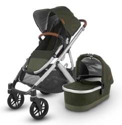 Uppababy - 2020 Vista V2 Stroller - Hazel (Olive)