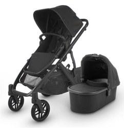 Uppababy - 2020 Vista V2 Stroller - Jake (Black) *Pre-Order for February 2020*