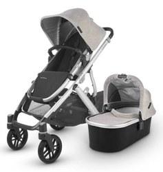 Uppababy - 2020 Vista V2 Stroller - Sierra (Dune Knit) *Pre-Order for February 2020*