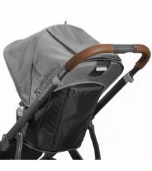 Uppababy - Leather Handle Covers Saddle for Vista Stroller