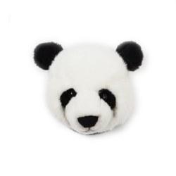 Plush Head - Small Animal Head - Panda
