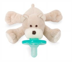 WubbaNub - Infant Pacifier - Baby Bear