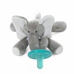 WubbaNub - Infant Pacifier - Elephant