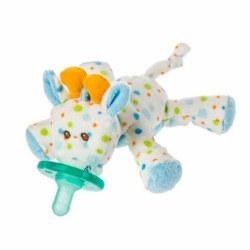 WubbaNub - Infant Pacifier Giraffe Dots