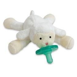 WubbaNub - Infant Pacifier Little Lamb