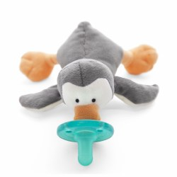 WubbaNub - Infant Pacifier - Baby Penguin