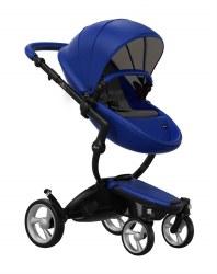 Mima - Xari Black Chassis - Royal Blue Seat - Black Starter Pack