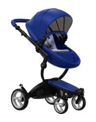 Mima - Xari Black Chassis - Royal Blue Seat - Pixie Blue Starter Pack