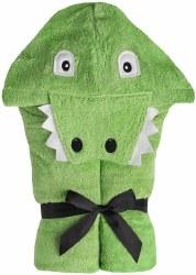 Yikes Twins - Hooded Towel - Alligator