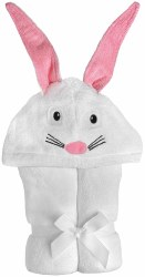 Yikes Twins - Hooded Towel - Bunny