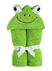 Yikes Twins - Hooded Towel - Frog