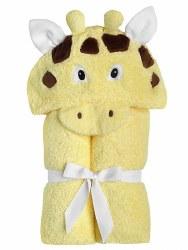 Yikes Twins - Hooded Towel - Giraffe