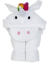 Yikes Twins - Hooded Towel - Unicorn