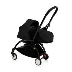 Babyzen - 2019 Yoyo+ 0+ Newborn Stroller Black/ Black