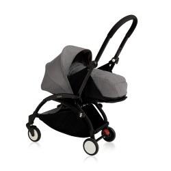 Yoyo - 2019 Yoyo+ 0+ Newborn Stroller Black/ Grey