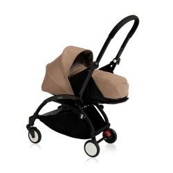 Babyzen - 2019 Yoyo+ 0+ Newborn Stroller Black/ Taupe