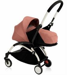 Babyzen - 2019 Yoyo+ 0+ Newborn Stroller White/ Ginger