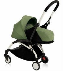Babyzen - 2019 Yoyo+ 0+ Newborn Stroller White/ Peppermint