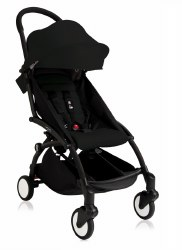 Babyzen - Yoyo+ 6+ Stroller Black - Black