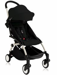 Babyzen - Yoyo+ 6+ Stroller White - Black