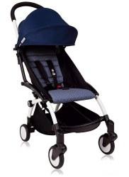 Babyzen - Yoyo+ 6+ Stroller White - Air France Blue