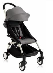 Babyzen - Yoyo+ 6+ Stroller White - Grey