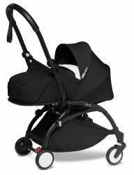 Yoyo - 2020 Yoyo2 0+ Stroller Black - Black