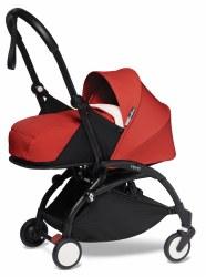 Yoyo - 2020 Yoyo2 0+ Stroller Black - Red