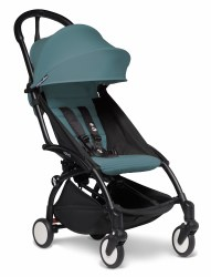 Babyzen - 2020 Yoyo2 6+ Stroller Black - Aqua