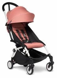 Babyzen - 2020 Yoyo2 6+ Stroller White - Ginger