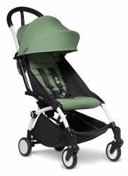 Babyzen - 2020 Yoyo2 6+ Stroller White - Peppermint
