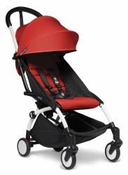 Babyzen - 2020 Yoyo2 6+ Stroller White - Red