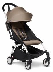 Babyzen - 2020 Yoyo2 6+ Stroller White - Taupe