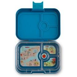 N L - Bento Panino Lunchbox - Empire Blue
