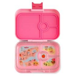 N L - Bento Panino Lunchbox - Gramercy Pink