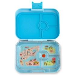 N L - Bento Panino Lunchbox - Liberty Blue