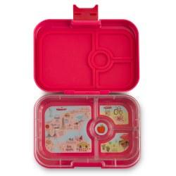 N L - Bento Panino Lunchbox - Tribeca Pink
