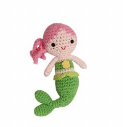 """Knitted World - Lil Dimples Mairmaid 4"""""""