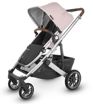 Uppababy - 2020 Cruz V2 Stroller - Alice (Dusty Pink)
