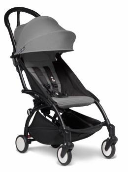 Babyzen - 2020 Yoyo2 6+ Stroller Black - Grey