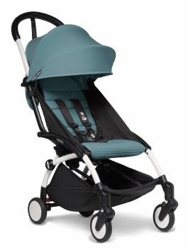 Babyzen - 2020 Yoyo2 6+ Stroller White - Aqua