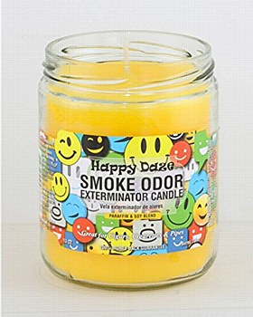 13oz Smoke Exterminator Candle Happy Daze