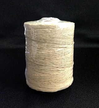 700ft Beeswaxed Hemp Twine