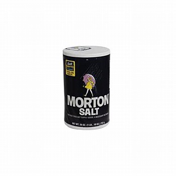 Morton's Salt Diversion Safe