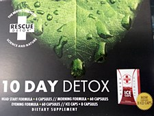 Rescue Detox 10 Day Permanent Detox