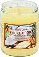 13oz Smoke Exterminator Candle Pineapple Coconut
