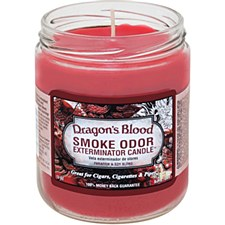13oz Smoke Exterminator Candle Dragon's Blood